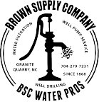 Brown Well Supply